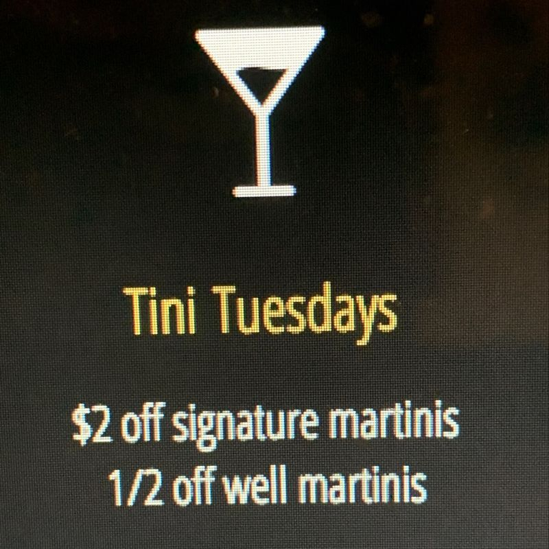 Tini Tuesday's!!!