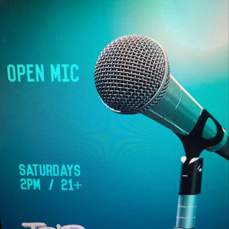 Open Mic Night!!