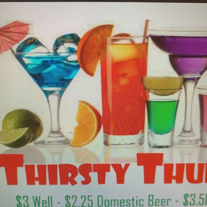 Thirsty Thursday!!!