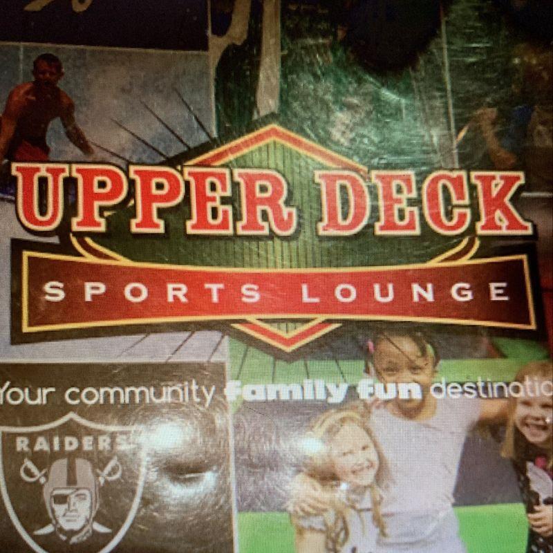Upper Deck Sports Lounge