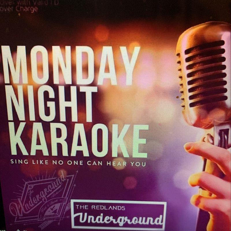 Monday Night Karaoke!!