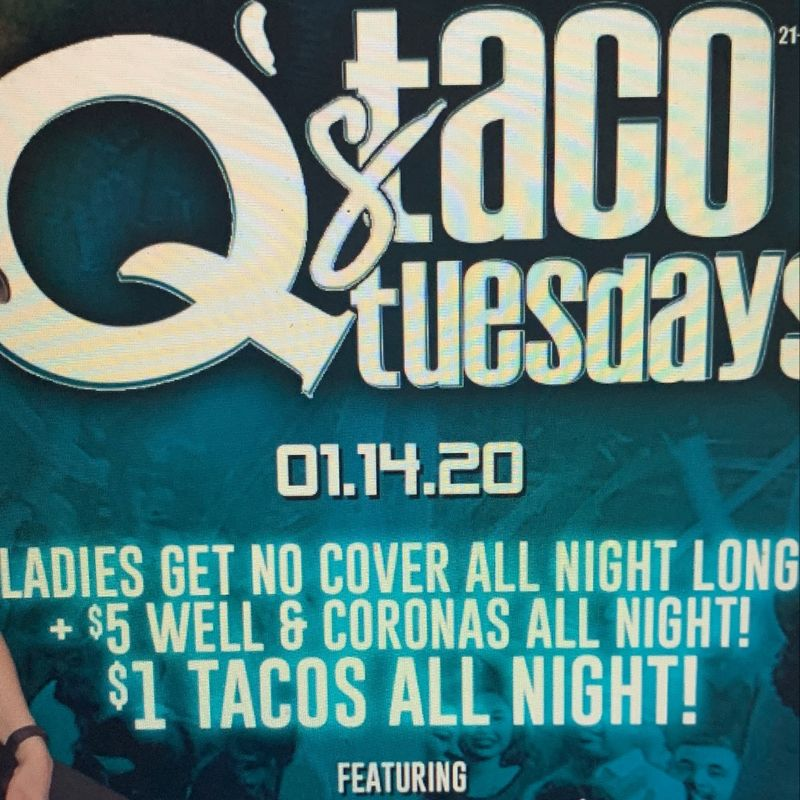 Q's Taco Tuesday's