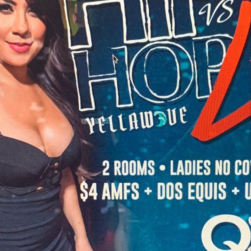 Latin Saturday's!!  Hip vs Hop!!