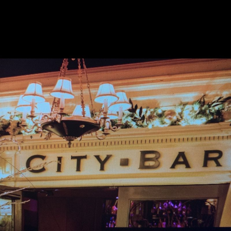 City Bar Back Bay