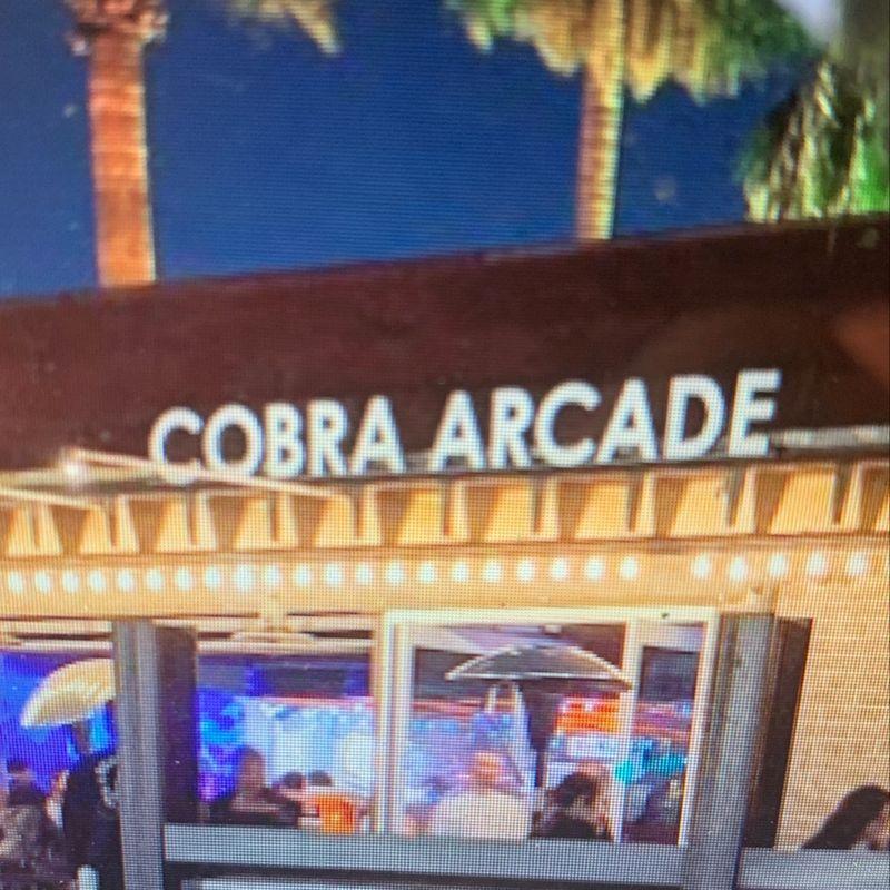 Cobra Arcade Bar