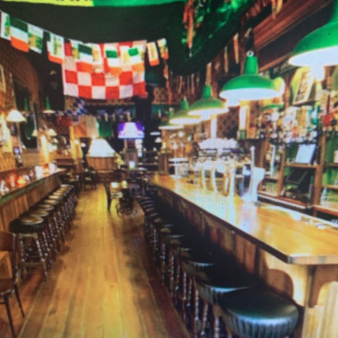 Mego'Malley's Irish Pub!!