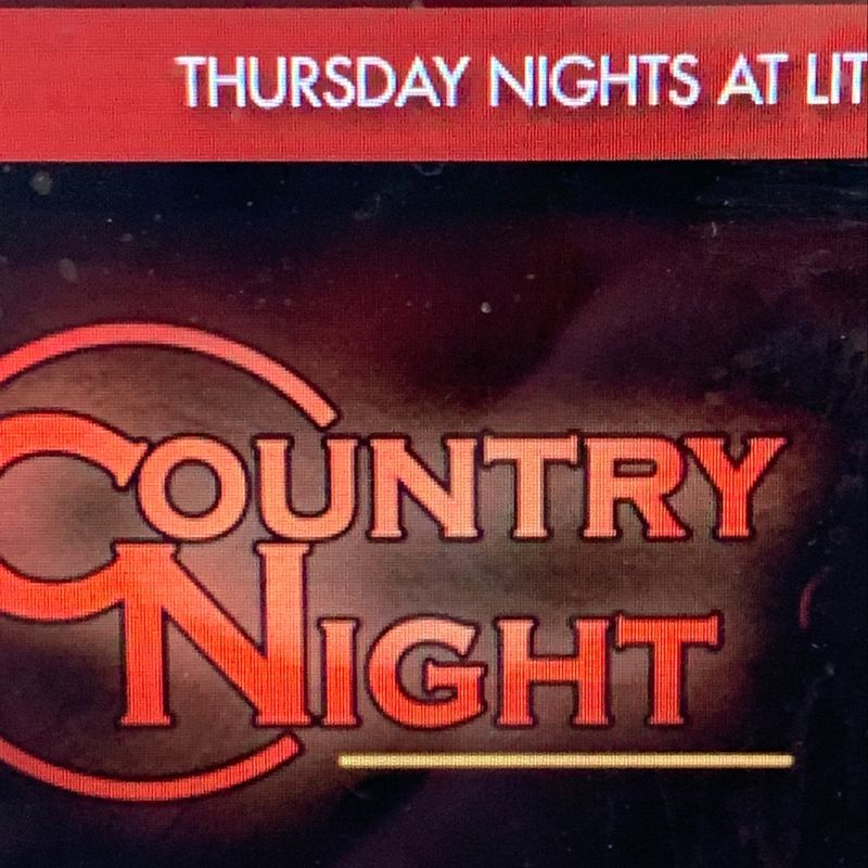 Country Night!!