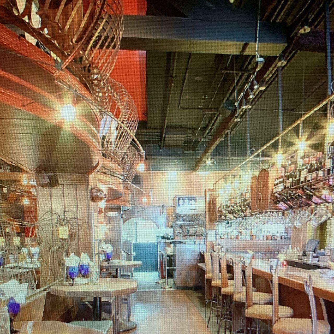 Cafe Sevilla Restaurant & Tapas Bar