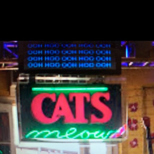 The Worlds Famous Cats Meow