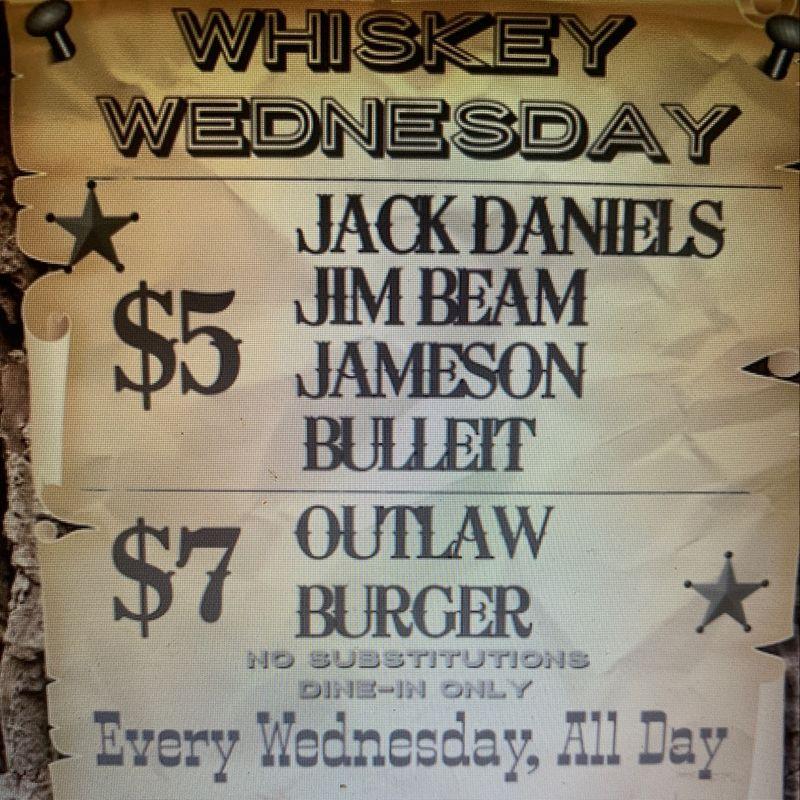 Whiskey Wednesday!!