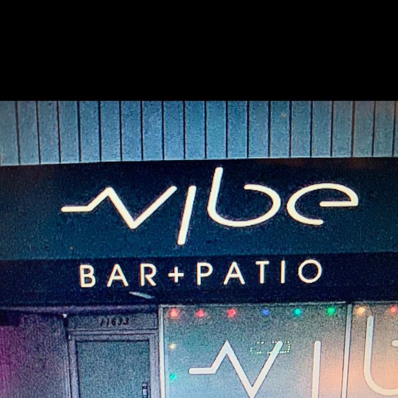 Vibe Bar Patio