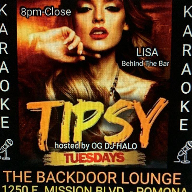 Tipsy Karaoke Nights!!