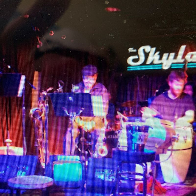 The Skylark Lounge