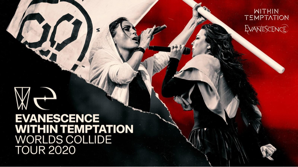 Evanescence & within Temptation Tour 2020 | Leipzig