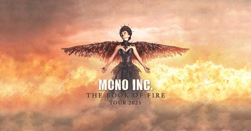 the Book of Fire Tour 2021