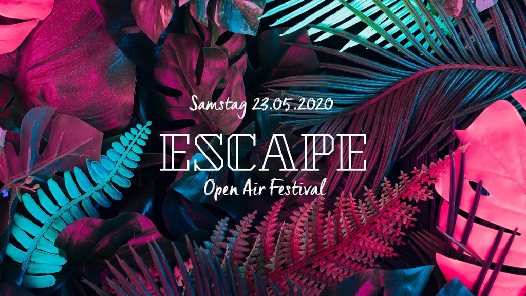 Escape Open Air  Festival Landshut