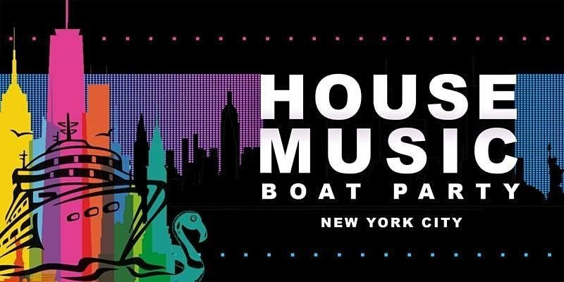 House Music Boat Party