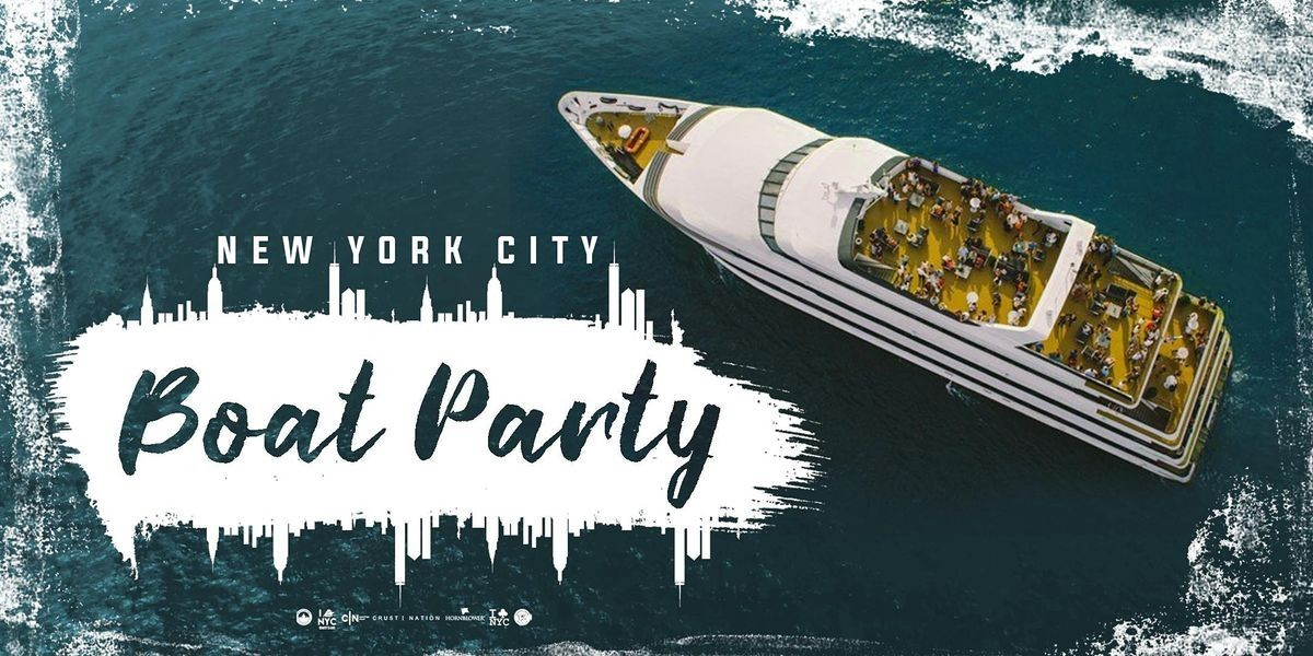 Pier Pressure Party Yacht