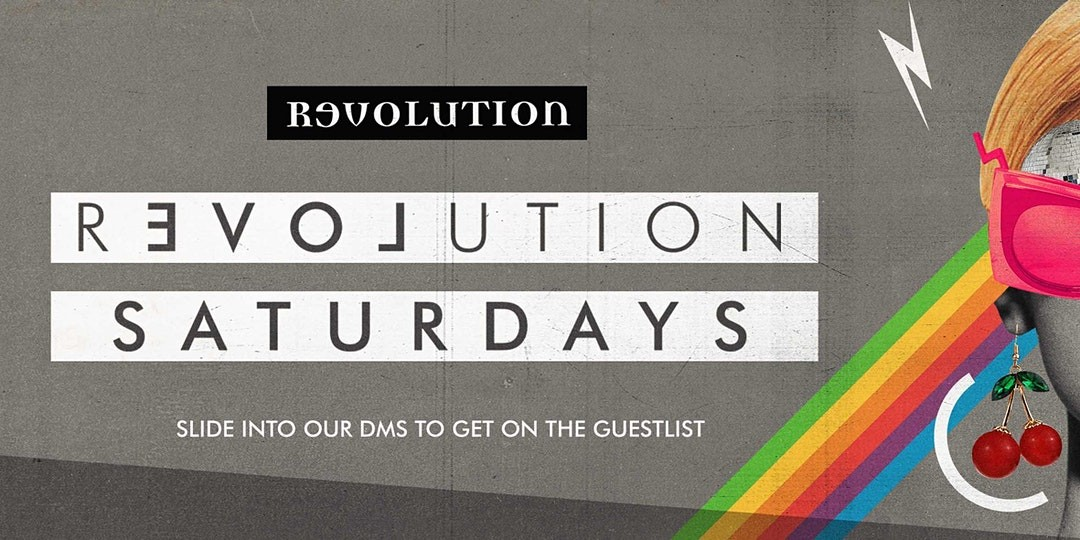 Revolution Saturday