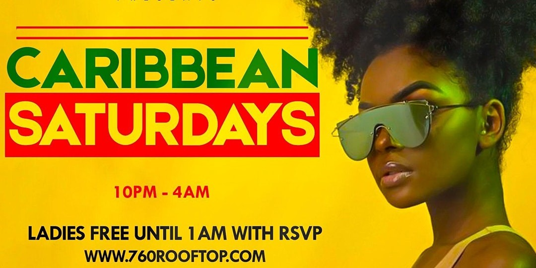AfroCaribbean Saturday