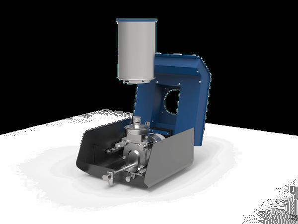 EASY CLEANING パーツ数最小化による圧倒的な洗浄性で実験系変更を効率的に!