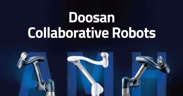 Doosan Collaborative Robotsの特長