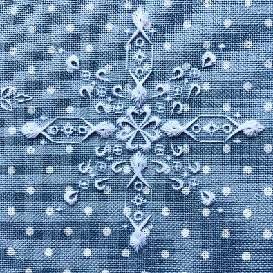 śnieżynki