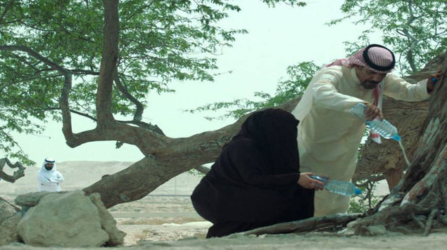 """فيلم """"الشجرة النائمة"""" البحريني.. تجربة جريئة رغم كل شيء"""