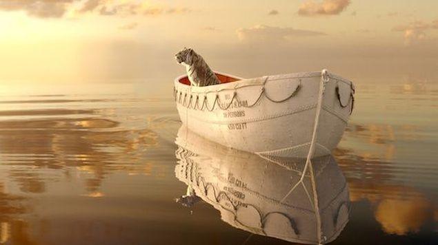 """""""حياة باى"""".. البحث عن الإيمان فى قلب المحيط!"""