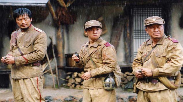 """""""مرحباً بكم في دونغ ماكجول"""" كوميديا كورية عن الحرب"""