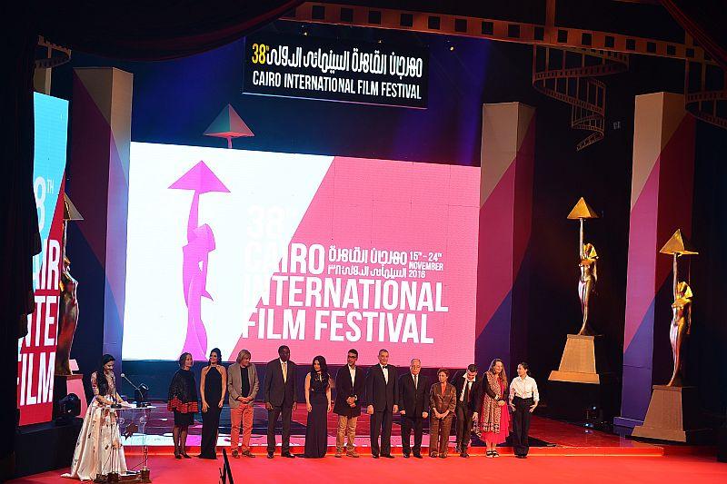 افتتاح مهرجان القاهرة السينمائي الـ 38