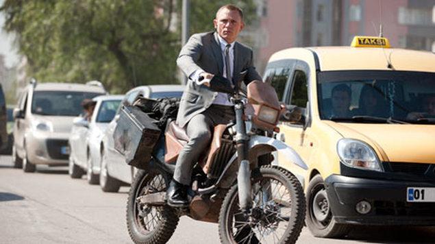 جيمس بوند الجديد: فيلم بريطاني تماما!