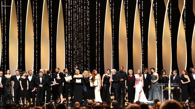 جوائز مهرجان كان الرئيسية لم تذهب إلى أفضل الأفلام