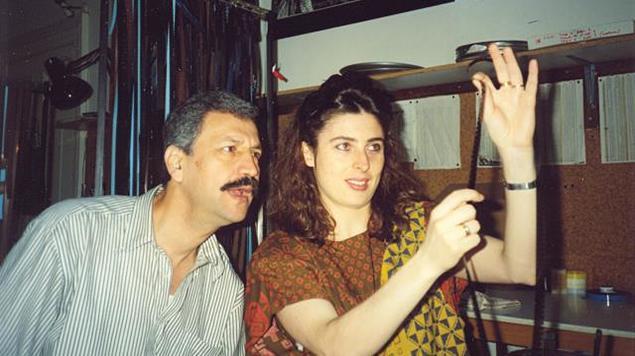 وفاة المخرج اللبناني جان شمعون عن 73 سنة