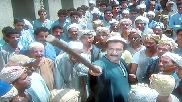 """""""الفتوة"""" في السينما المصرية شخصية لها حكاياتها"""