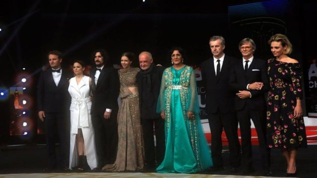 افتتاح مهرجان مراكش السينمائي الدولي