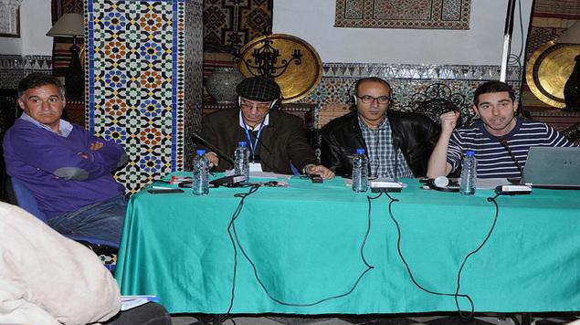 حول مشكلة لغة الحوار الفيلم المغربي