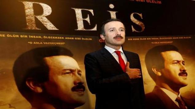 """""""الزعيم"""" فيلم تركي عن حياة أردوغان"""
