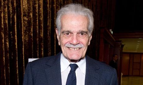 """عمر الشريف: كنت الممثل الوحيد في """"لورنس العرب"""" الذي أحبه المخرج!"""
