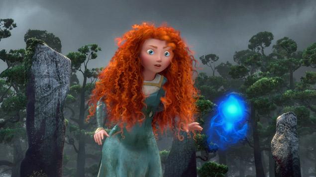 """""""شُجاعة"""": أول بطلة لبِكسار في أكثر أفلامها إرعاباً"""