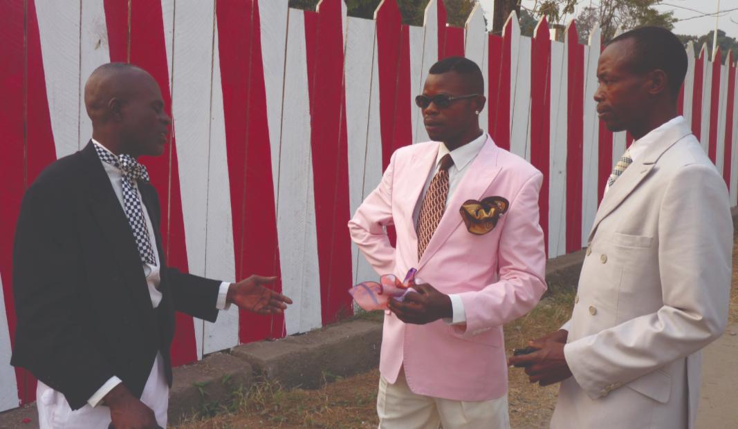 shot Dimanche a Brazzaville
