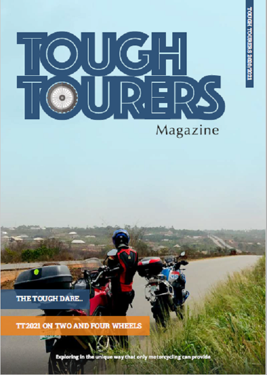 Tough Tourers Magazine Vol 3