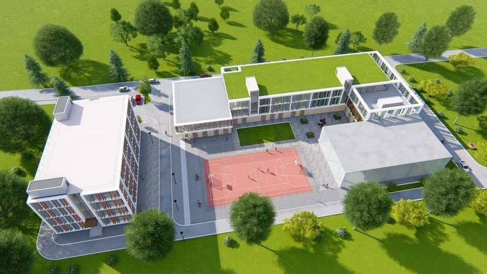 ბათუმში განათლების და მეცნიერების ქალაქის მშენებლობა აქტიურად მიმდინარეობს
