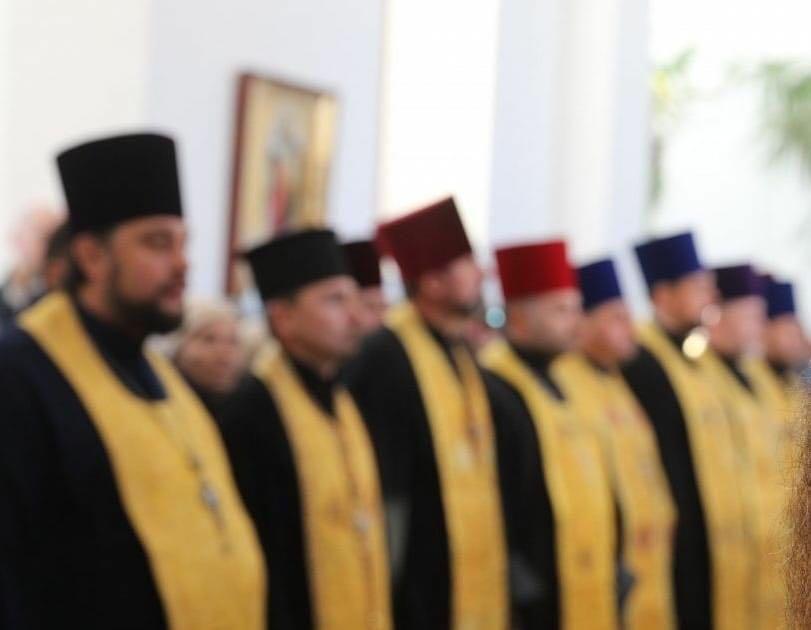 8 მღვდელს კორონავირუსი აღმოაჩნდა