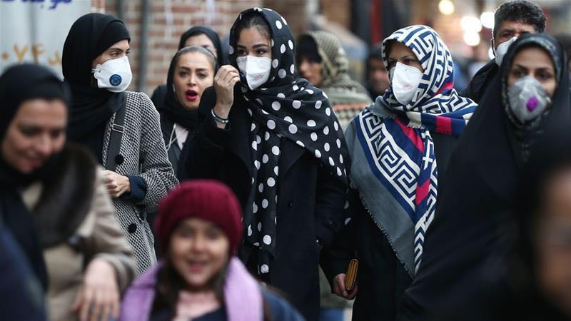 ირანში ახალი კორონავირუსით გარდაცვლილთა რიცხვი 2,077-მდე გაიზარდა