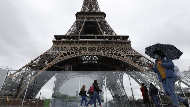 საფრანგეთში ბოლო დღე-ღამეში კორონავირუსით 516 ადამიანი გარდაიცვალა