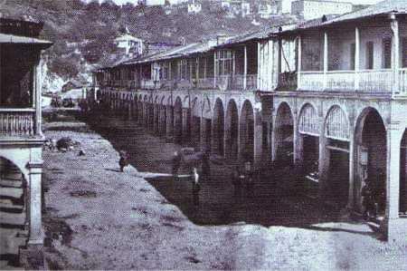 ძველი ქუთაისი /  1870წ.