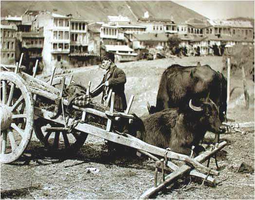 ძველი თბილისი / 1908წ.