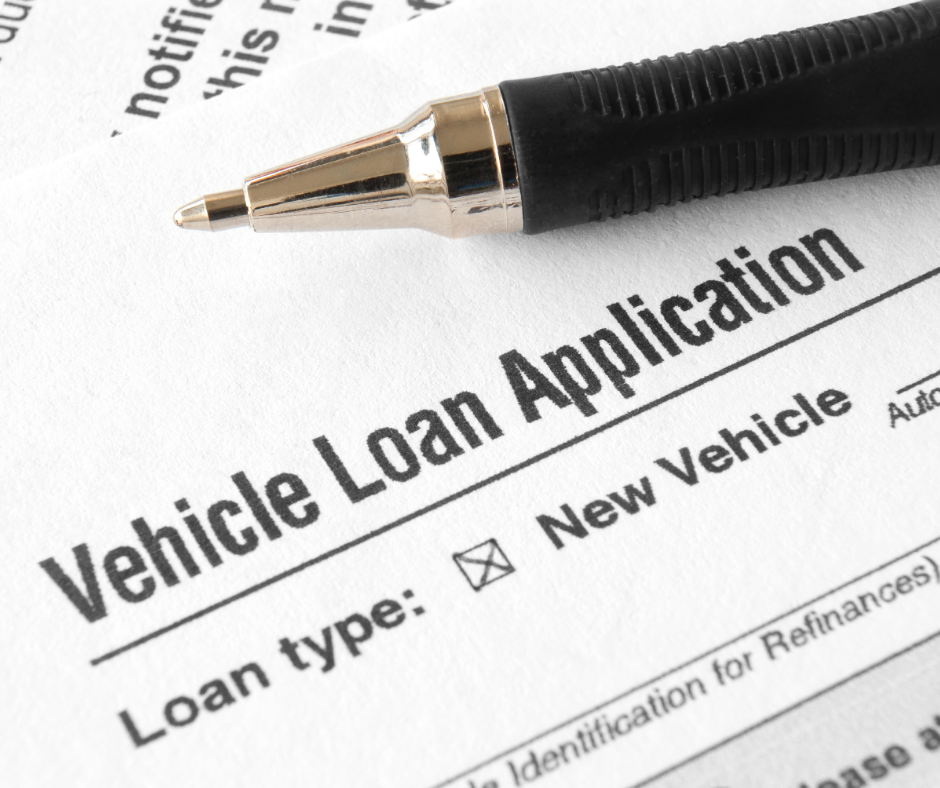 Vehicle & Equipment Loans