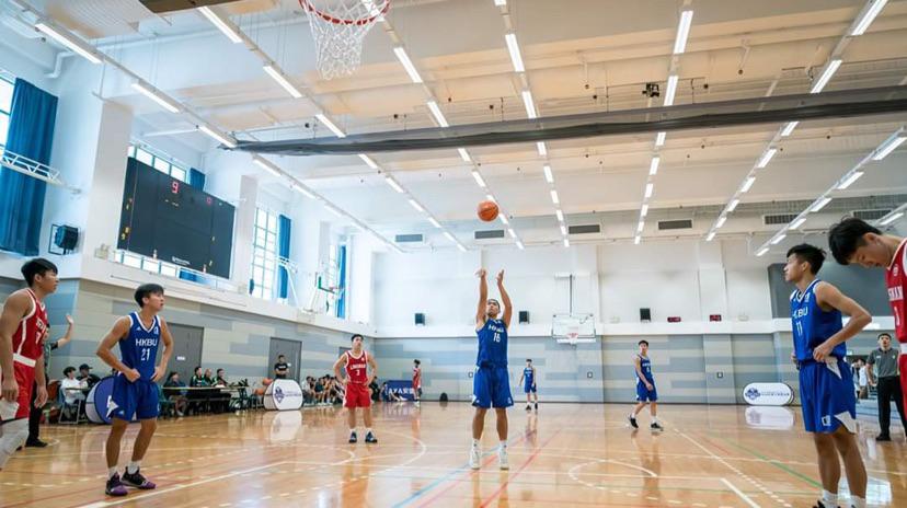 全港私人及小組籃球訓練,學員年齡四歲起。現役香港籃球甲一組球員教授